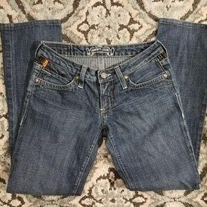 Robin's Jeans Marilyn Studded Jeans sz 26